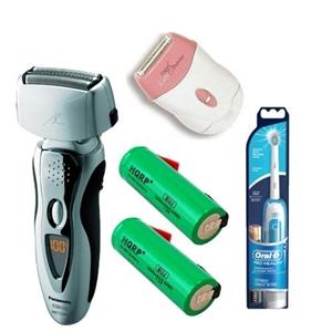 تصویر برای دسته باتری تجهیزات آرایشی بهداشتی