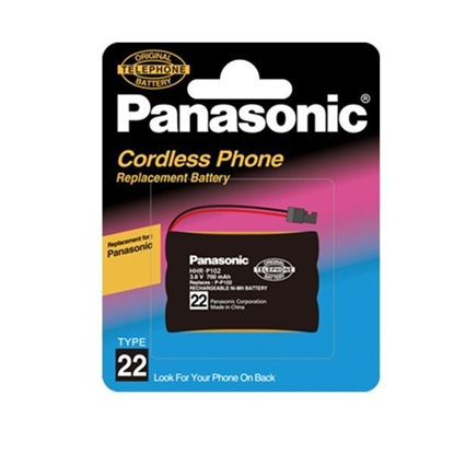 PANASONIC PHONE BATTERY P102
