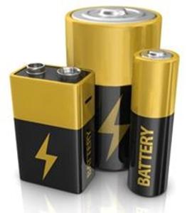 تصویر برای دسته باتریهای معمولی استاندارد