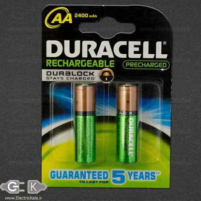 Duracell Rechargable AA Battery