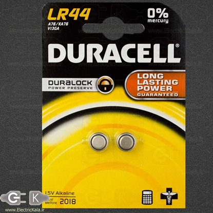 Duracell Coin LR44 Battery
