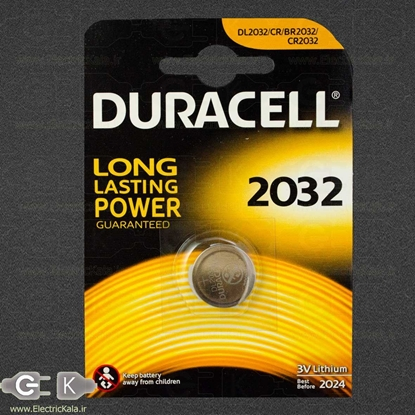 Duracell Coin 2032 Battery