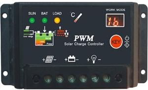 تصویر برای دسته کنترل شارژ صفحات خورشیدی سولار-Solar Charge Controller