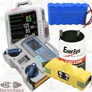 تصویر برای دسته باطری تجهیزات و دستگاههای پزشکی medical device battery