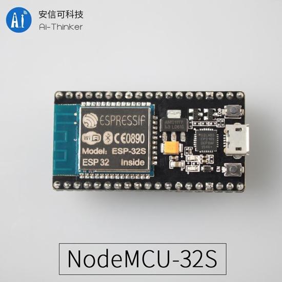 برد NodeMCU-۳۲S با هسته ESP۳۲ دارای بلوتوث و وایفای