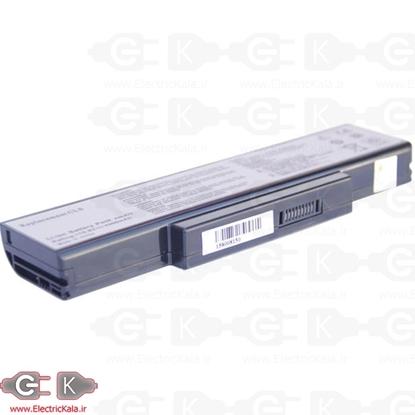 باتری لپ تاپ ایسوس ASUS A32-K72 4400mAh
