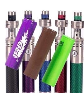 تصویر برای دسته باتری سیگار الکترونیکی|باتری ویپ| vape battery