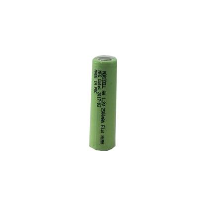 باتری قلمی نیکل کادمیوم moricell AA FLAT NIMH 2500