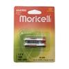 باطری نیم قلمی 1.2 ولت قابل شارژ 900 میلی آمپر موریسل