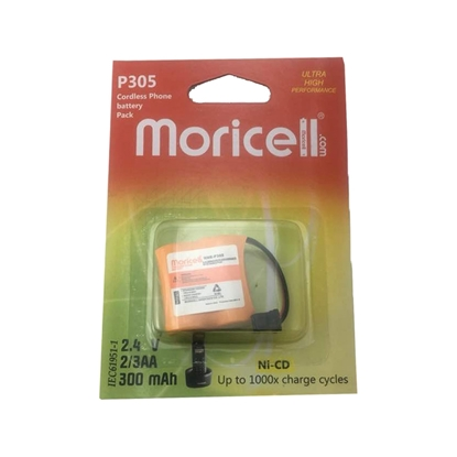 باتری تلفن بیسیم موریسل مدل P305