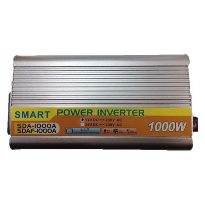 اینورتر 1000 وات 12 ولت به 230 ولت 1000w inverter 12v to 230v