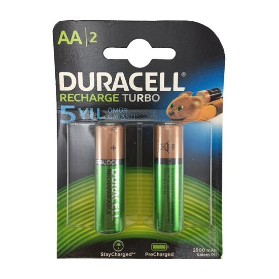 باتری قلمی قابل شارژ AA مدل DURACELL