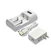 شارژر اتوماتیک باتری لیتیوم-یون 18650 مدل universal charger T2