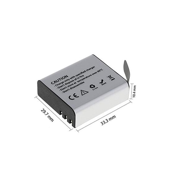 باتری قابل شارژ لیتیوم یون1350mAh