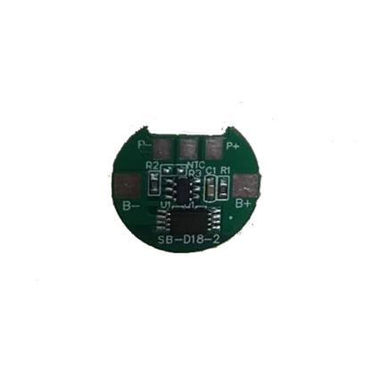 برد محافظ باتری li-ion BMS