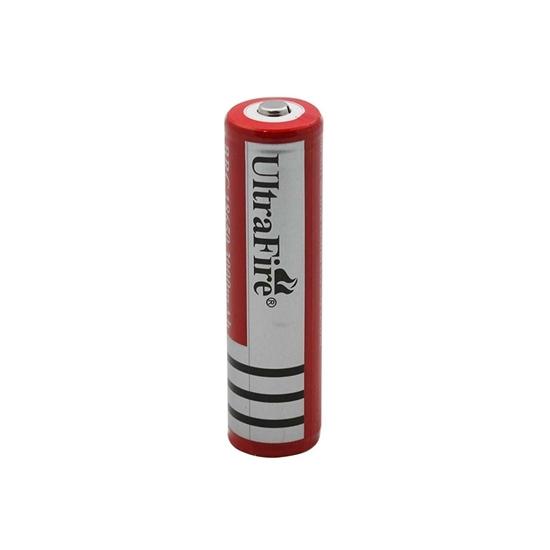 باتری قابل شارژ اولترافایر 4200 میلی آمپر لیتیومی آیون 18650 ultrafire