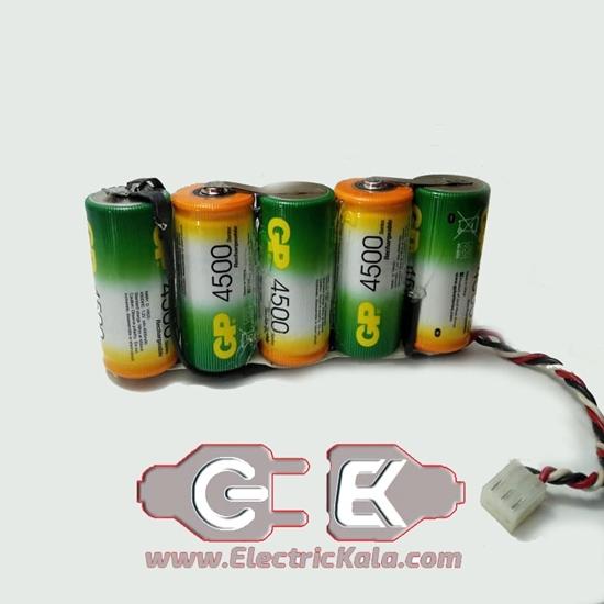 تصویر نمونه پکهای باتری ساخته شده 04