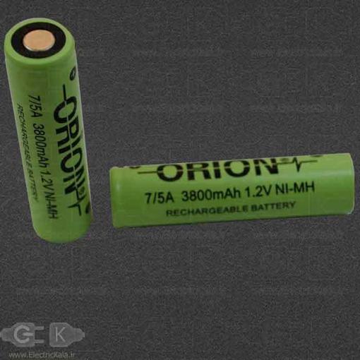 battery ni-mh 7/5 a 3800 mah