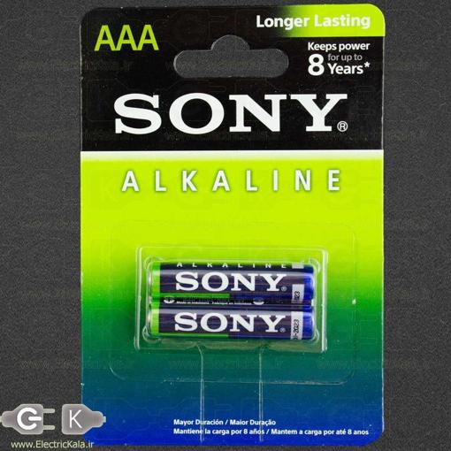 sony Alkaline AAA