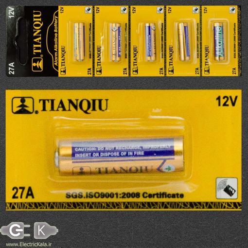 Tianqiu 27A Battery
