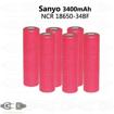 Sanyo -باتری3400Mah سانیو ژاپن - NCR-18650-BF