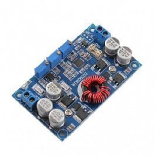 ماژول رگولاتور اتوماتیک DC به DC کاهنده - افزاینده LTC3780 مناسب برای شارژرهای خورشیدی