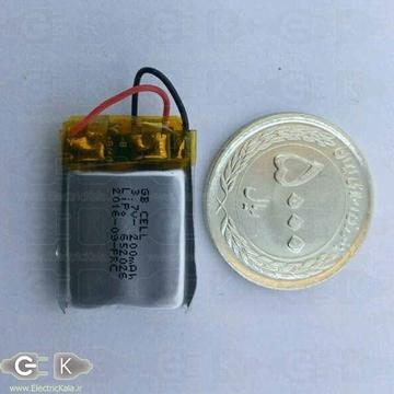 باتری هلیکوپتر و کواد 200mAh