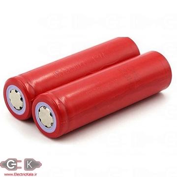 باتری لیتیومی آیون سانیو 2600 sanyo 18650 zy
