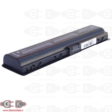 باتری لپ تاپ HP Pavilion dv2000-4400mAh