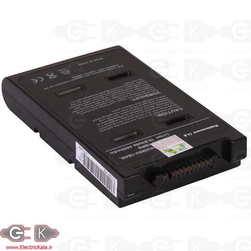 باتری لپ تاپ TOSHIBA 3285 4400mAh