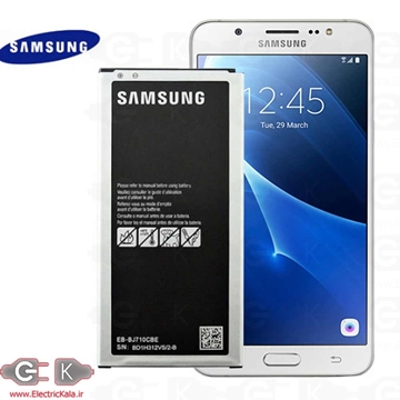 باطری گوشی موبایل سامسونگ  Samsung Galaxy J7 2016