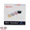 اسپیکر پرتابل بلوتوث مینی مدل Portable Speakers Bo-A11