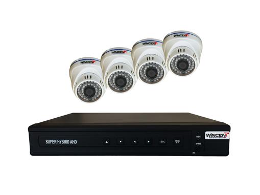 پکیج ویژه دوربین تحت شبکه - بسته برنزه ای