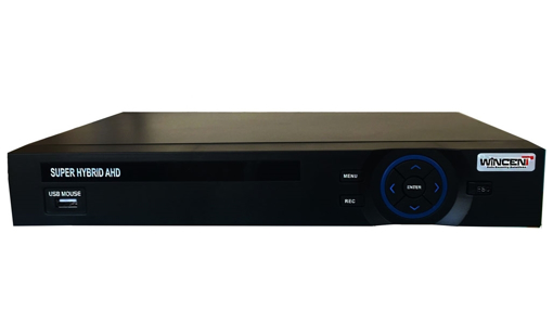 DVR-WH-8150-Front Panel