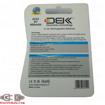 باتری 9 ولت شارژی کتابی DBK