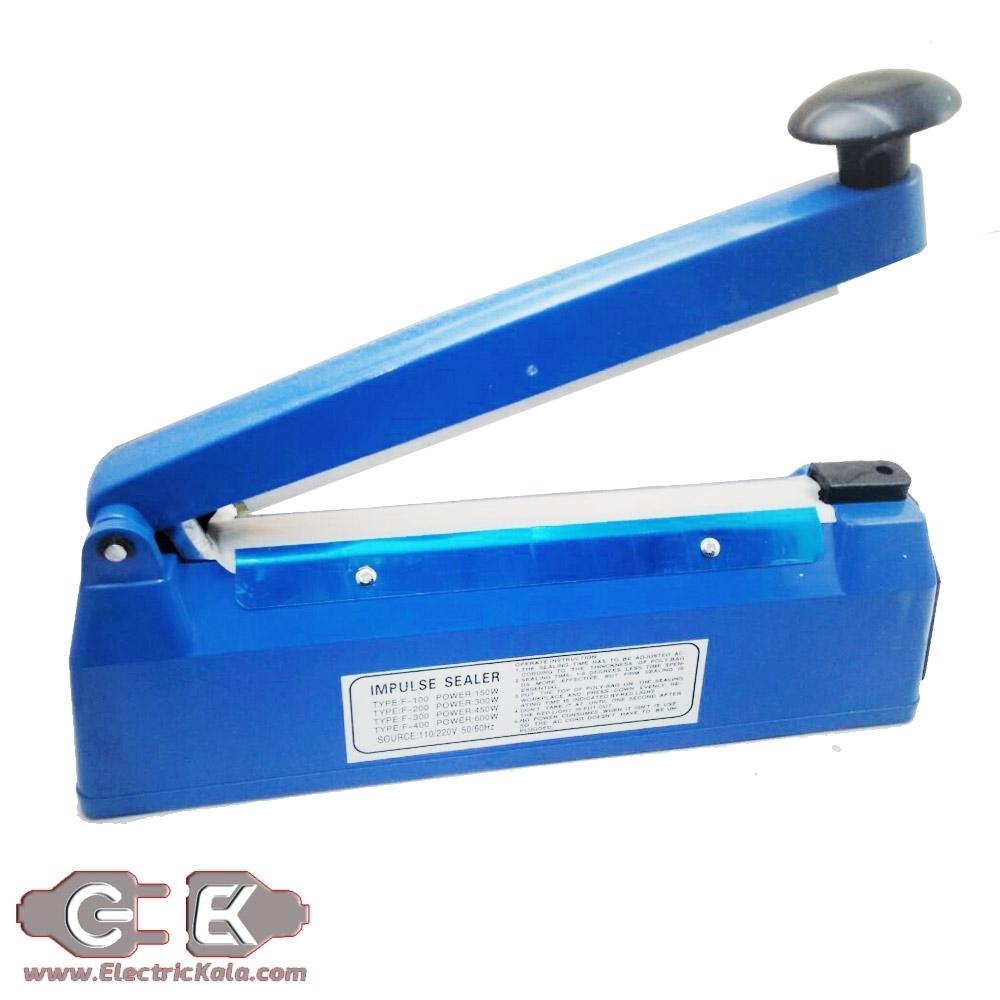 دستگاه دوخت پلاستیک یا پرس پلاستیک سایز متوسط برای مغازه