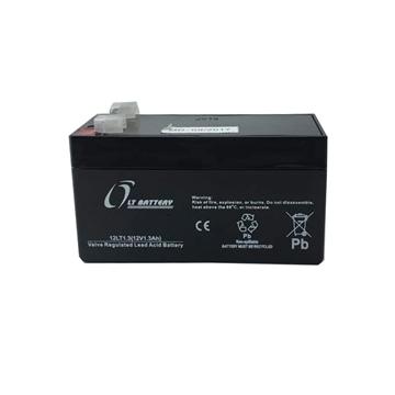 باتری 12 ولت 1.2 آمپر LT مدل LT-12102