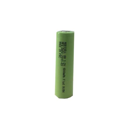 باتری قلمی نیکل کادمیوم moricell AA FLAT NIMH 1800