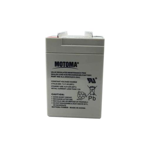 باتری سیلد اسید موتوما مدل M645 ولت4.5 آمپر