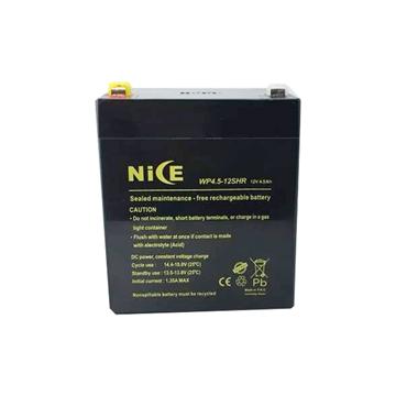 باتری سیلد اسید 12 ولت 4.5 آمپر nice مدل ni1245