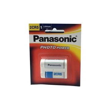 باتری لیتیومی 2CR5 پاناسونیک
