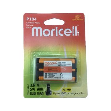 باتری تلفن بیسیم موریسل مدل P104
