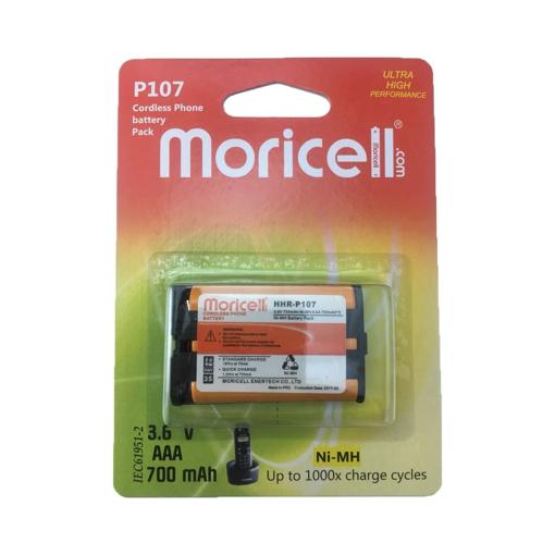 باتری تلفن بیسیم موریسل مدل P107