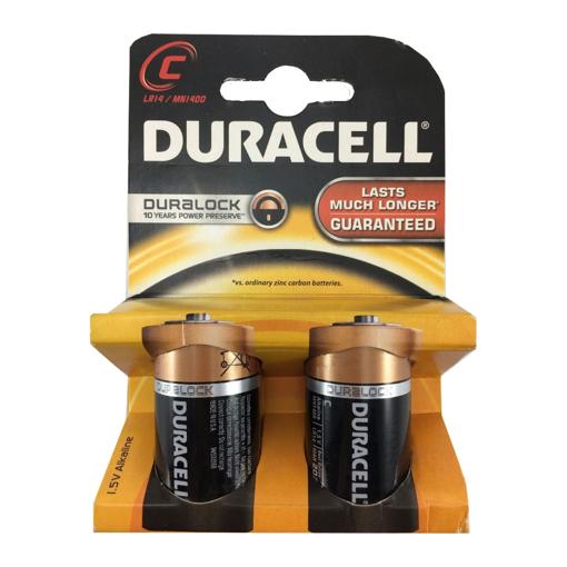 باتری بزرگ DURACELL Duralock