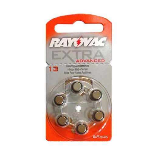 باتری سمعک Rayovac سایز 13