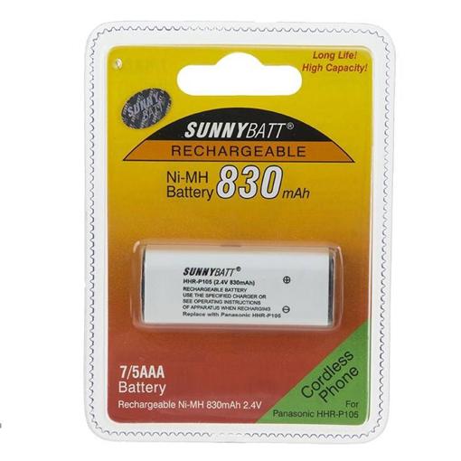 باتری تلفن بی سیم سانی بت مدل sunnybatt P105
