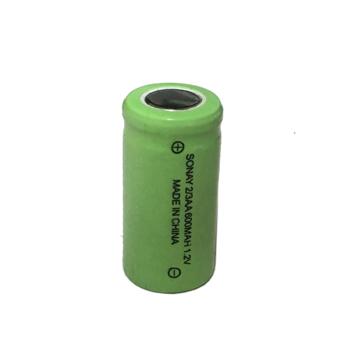 باتری قابل شارژ sonay 2/3 AA 600 mah