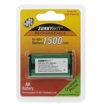 باتری تلفن بیسیم سانی بت مدل sunnybatt P513