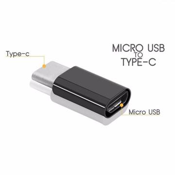 مبدل میکرو یو اس بی به USB Type C