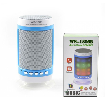 اسپیکر بلوتوث مینی مدل Portable Speakers WS-1806B